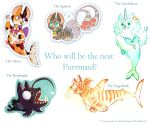 New Purrmaid Species by kiki-doodle