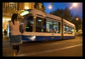The Tram by lujop