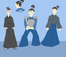 Redesigning Shakespeare - Romeo Costume Changes by snowcloud8