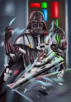 Darth Vader by Lightning-Stroke
