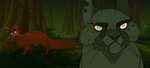 Warrior Cats - Little Flame, Little Flame by Ehckko