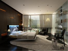 Bedroom NYC1 by deguff