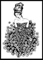 BULLES by Miliedessine