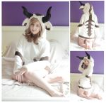 Appa Inspired Pajamas by AngelaClaytonCosplay