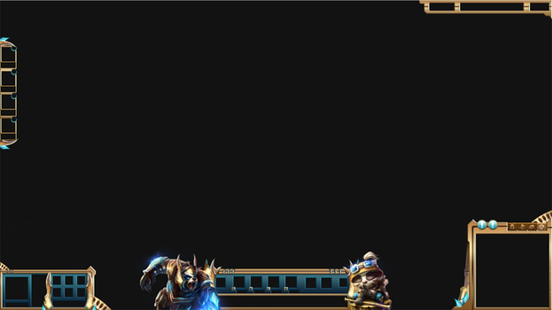 Teemo and Volibear Overlay by Melificence