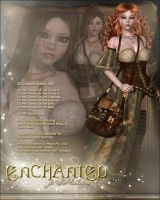 Enchanted for Star Enchantress by cosmosue
