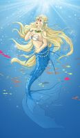 Ocean melody by Sparkly-Monster