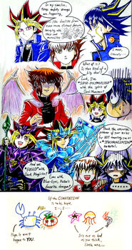 Yugioh's Convention by Ycajal