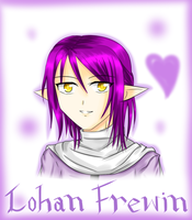 Commission 1 for Flareeny OC Lohran by levenark