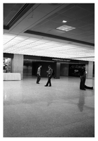 The Airport. by luckyxstars