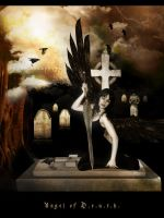 Angel of Death by consciousspace
