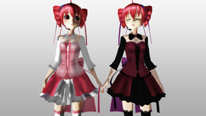 -MMD- Black and white by MariMariD