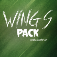 Wings Pack by esrawho