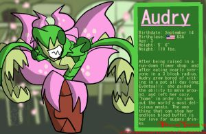 Audry Bio by BrokenTeapot