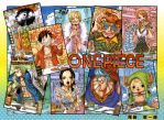 One Piece 756: Colorspread for 17th Anniversary by StarDrummer