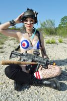 Tank Girl 4 by Whatsername-Cosplay