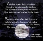 Lord of the Rings 1 by Caissa