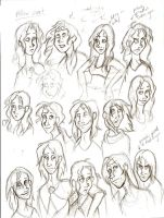 Pellinor sketches by sunni-sideup