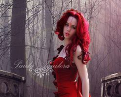 ninfa roja preview by Lwsypher