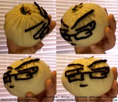 A Pork Bun Ty Doll by fortheloveofpizza