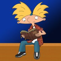 PH Arnold Reading The Journal by MrShowtime