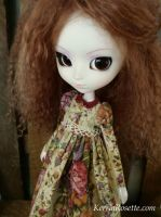 Bloomin Romance for Pullip by KerriaRosette