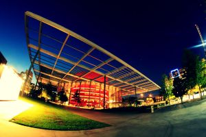 Winspear Opera House by MadameDisaster