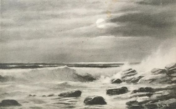 Silver Sea by Yesterdays-Paper