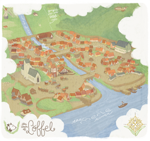 Loeffel Town Map by THEdorkster