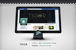 Thor Timeline Cover by TheAL
