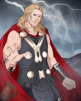 Thor 2 by TricketWar