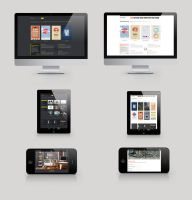 Claystone - Responsive HTML Template (Mobile) by ZERGEV