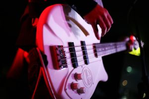 Klaxons 3D Printed Customuse Bass by Customuse