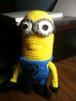 Despicable Me Minion by MathCrazy