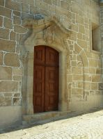 Church Door by LetoCrows