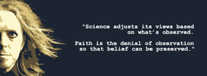 Science and Faith FB Cover by CivilSkeptic