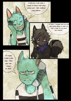 RaccoonBrothers::Page033 by TotemEye