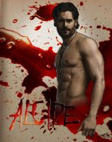 True Blood's Alcide by frostdusk