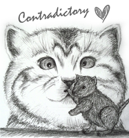 The Love For Contradictions by Pen-and-mouse