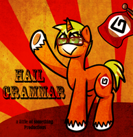 HAIL GRAMMAR by alittleofsomething
