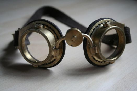 Last Exile goggles 3 by Gogglerman