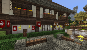 Minecraft - General Goods and Apothecary by Shroomworks