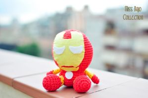 Ironman by MissBajoCollection
