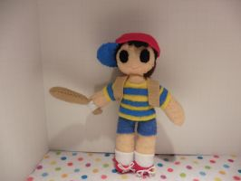 Ness from Earthbound/Mother 2 by Akazukinchan
