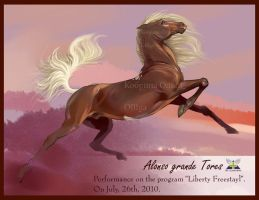 'Liberty Freestayl'' by olllga81