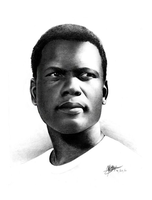 Sidney Poitier by Dead-Beat-Nick
