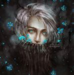 forget me not by NanFe