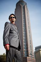IRON MAN - Stark Tower by Revelio