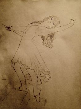 Dancer by WhoDreamsWithoutRest