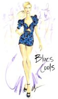 Blues Cools by jenniferlilya